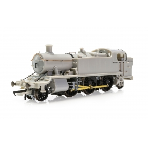 Hornby R3719X GW 2-6-2T Large Prairie Tank 4154 GW Green GWR DCC Fitted