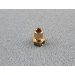 Brass Universal Coupling 3/16