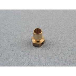 Brass Universal Coupling 1/4