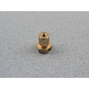 Brass Universal Coupling 2.3mm