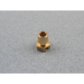 Brass Universal Coupling 5mm