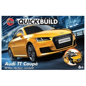 Airfix J6034 Quickbuild Audi TT Coupe