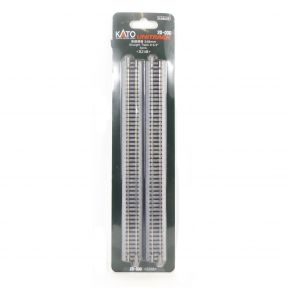 Kato N Gauge Unitrack (S248) Straight Track 248mm (Pack Of 4)