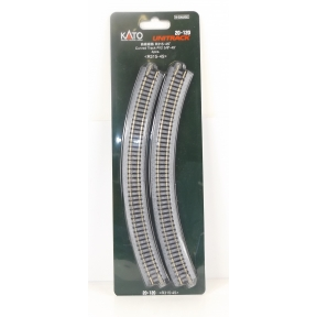 Kato N Gauge Unitrack (R315-45) Curved Track 45 Degree (Pack Of 4)
