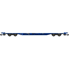 KFA Wagon With Tiphook Rail Br