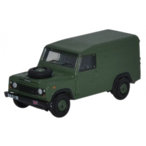 Oxford Diecast N Gauge Land Rover Defender