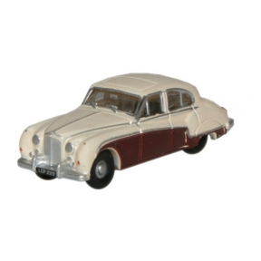 Oxford Diecast N Gauge Jaguar Mk9