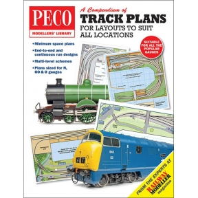 Peco PM-202 Peco Modellers Library Track Plans