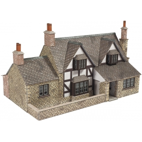 Metcalfe PO267 OO Gauge Town End Cottage