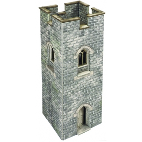 Metcalfe PO292 OO Gauge Castle Watch Tower Card Kit