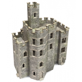 Metcalfe PO294 OO Gauge Castle Hall Card Kit