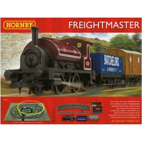 Hornby R1223 OO Gauge Freightmaster Train Set