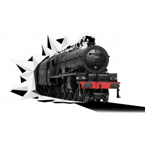 Hornby R1251 Celebrating 100 Years of Hornby Train Set Centenary Year Limited Edition - 2020