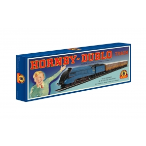 Hornby R1252 OO Gauge LNER Sir Nigel Gresley Train Set Centenary Year Limited Edition - 1938