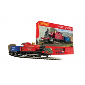 Hornby R1270 OO Gauge Valley Drifter Train Set