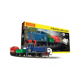 Hornby R1271 OO Gauge iTraveller 6000 Train Set