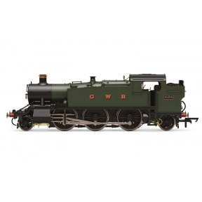 Hornby R3719X GW 5101 2-6-2T Large Prairie Tank 4154 GW Green GWR DCC Fitted