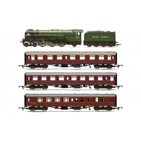 Hornby R3828 The Aberdonian Train Pack