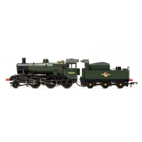 Hornby R3839 BR Standard 2MT 2-6-0 78000 BR Unlined Green