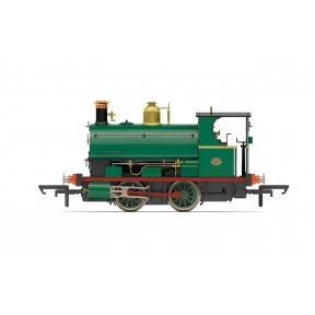 Hornby R3868 Peckett W4 Class 0-4-0ST Crawshay Brothers 490/1890