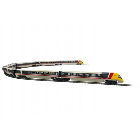 Hornby R3874 BR Class 370 Advanced Passenger Train Set 370 001 and 370 002 7-car pack