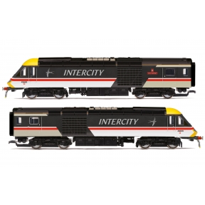 Hornby R3944 BR Class 43 HST Power Cars 43123 and 43065 'City of Edinburgh' Intercity Swallow