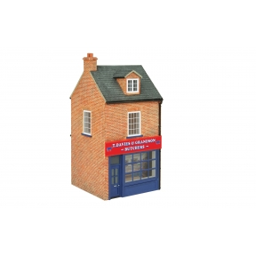 Hornby R7288 OO Gauge Shop T. Davies & Grandson Butchers