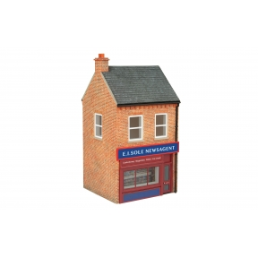 Hornby R7289 OO Gauge Shop E. L. Sole Newsagent