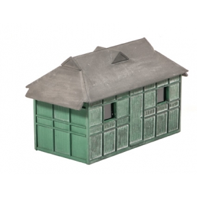 Wills SS11 OO Gauge Taxi Men's Rest Hut