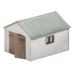Wills SS13 OO Gauge Domestic Garage