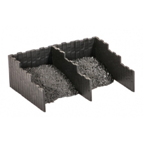 Wills SS17 OO Gauge Coal Bunkers