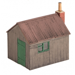 Wills SS50 OO Gauge Platelayers Hut Plastic