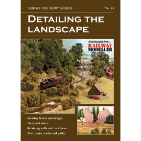 Show You How Booklet No. 14 - Detailing The Landscape