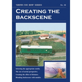 Show You How Booklet No. 16 - Creating the Backscene