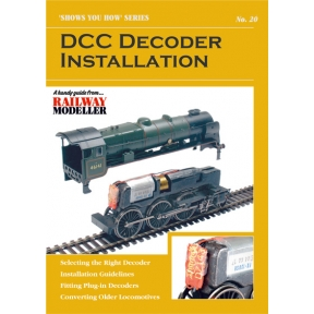 Show You How Booklet No. 20 - DCC Decoder Installation