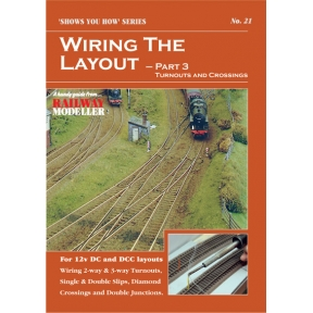 Peco Show You How Booklet No.21 - Wiring the Layout (Points)