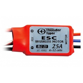 Brushless Electronic Speed Control 25A