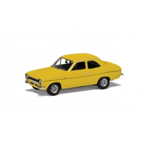 Corgi VA09527 Ford Escort Mk1 RS2000 Daytona Yellow Thin Stripe