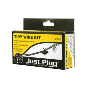 Just Plug Lighting System Tidy Wire Kit