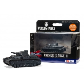 Corgi WT91203 World of Tanks Panzer Ausf D