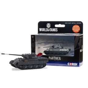 Corgi WT91206 World of Tanks Panther Tank