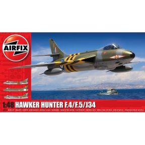 Airfix Hawker Hunter F4