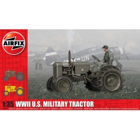Airfix WWII U.S. Tractor