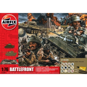 Airfix D-Day 75th Anniversary Battlefront Gift Set