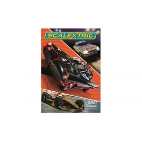 Scalextric C8186 Scalextric 2021 Catalogue
