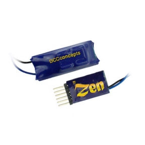 Zen DCC Decoder 6 Pin 2 Function With Stay Alive