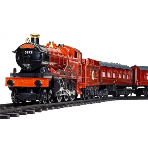 Hornby R1268 Remote Control Harry Potter Hogwarts Express Train Set
