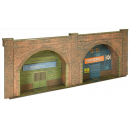 Superquick OO Gauge Embankment Arches (Red Brick)